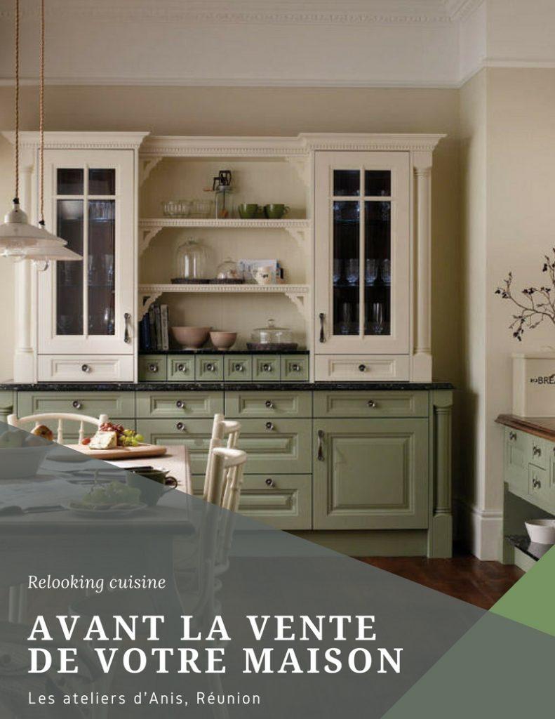 relooking cuisine avant la vente de votre maison